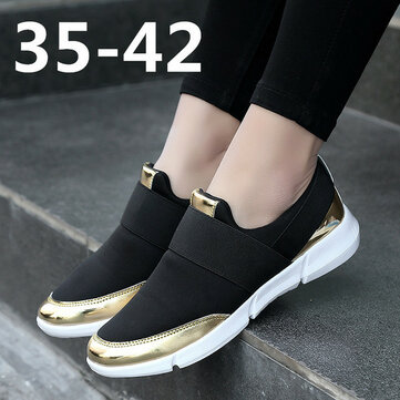 Mesh Breathable Shoes Sports Shoes Women's Shoes Soft Bottom Running Casual Women's Large Size