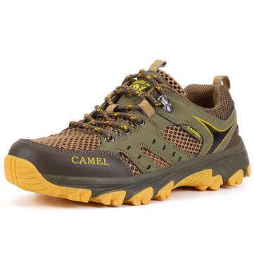 Men Mesh Breathable Climbing Shoes