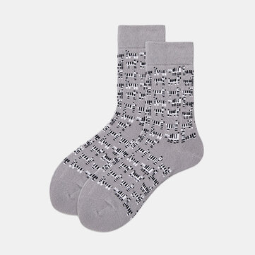 Illustration Design Socken In Strümpfe Socken Damen