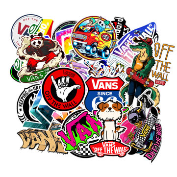 100Pcs Stickers