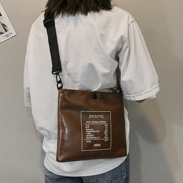 Factory Direct Ins Explosion Bag Female 2019 New Fashion Letter Pocket Shoulder Portable Large Capacity Bag