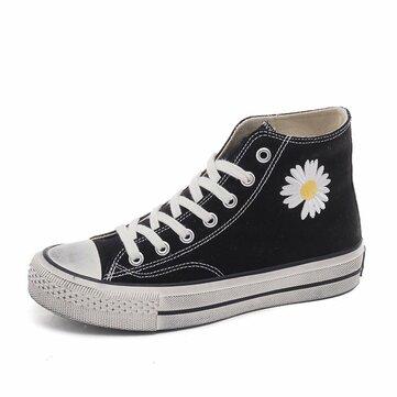 Women Classic Canvas Black Sneakers