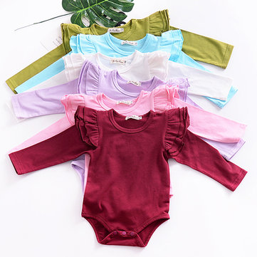 Baby Multicolor Jumpsuit For 0-24M