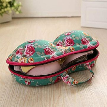 15 Patterns Portable EVA Underwear Storage Bolsa