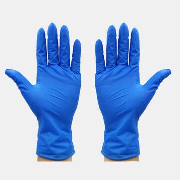 100pcs / pack de gants en caoutchouc jetables