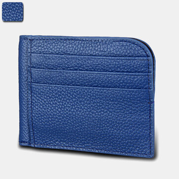 Mini Genuine Leather Wallet