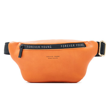 Women Solid Casual Sport Small Crossbody Bag