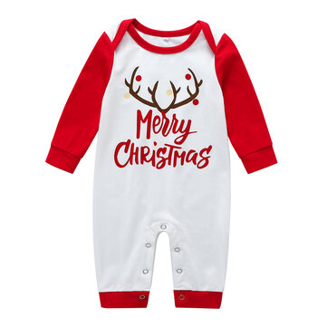 Baby Christmas Casual Set 0-24M
