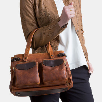 Women Large Capacity Office Bag Handbag Shoulder Bags