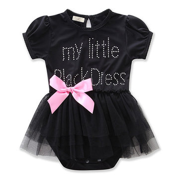 Baby Girls Pagliaccetti Mesh Dress per 0-24M