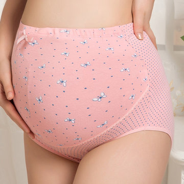 Soft Breathable Adjustable Maternity Panties