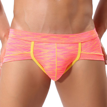 Low Waist Colorful Brief