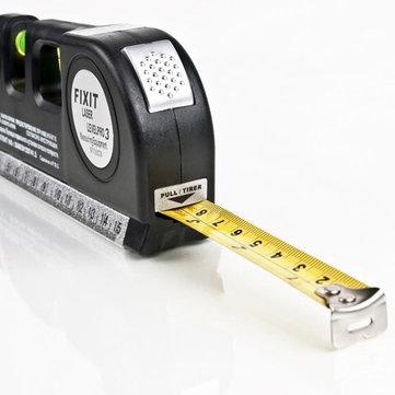 Loskii Multipurpose Laser Level Horizontal Vertical Measure