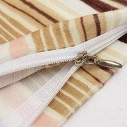 Struttura domestica della copertura dell'ammortizzatore della cinghia della vita del divano dell'ufficio della cuscinetta a strisce della fibra
