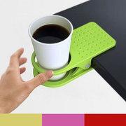 الجدول مكتب كأس حامل كليب مكتب طاولة مكتب مكتب الجانب ضخمة الجانب مشروب كليب حامل القهوة