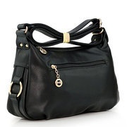 MYSTON Mulheres New Zipper Casual Crossbody Bolsa Massageador Bolsa