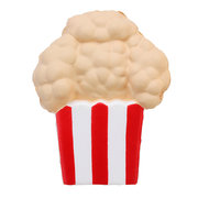 Squishy Kawaii Popcorn Puppy Slow Rising avec emballage Collection Peluche