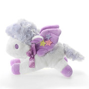 23cm 9.05'' Unicorn Doll With Phone Holder Seat Stuffed Plush Cute Cartoon Animal Toy Gift