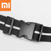 Xiaomi YUNMAI Waterproof Waist Bag Double Pockets Reflective Sport Running Pack Headphone Belt Pouch