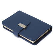 A7 Pocket PU Leather Cover Notebook Diary Filofax Personal Organiser Planner