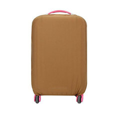 Honana HN-0719 Washable Foldable Luggage Cover 8 Colors 20 24 28 Inch Suitcase Protector