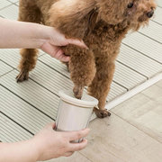 Jordan&Judy JJ-PE0015 Pet Cleaning Cup Cleaning Tool Silicone Claw Cup Millet Excellent Product
