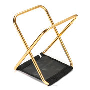 Outdoor Ultralight Foldable Camping Fishing Chair Portable Chair Table With Storage Bag