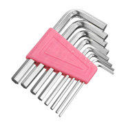 39Pcs Home Repair Tool Kit General Household Tool Kit for Home Maintenance with Plastic Toolbox