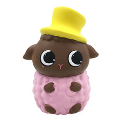 Hat Sheep Squishy Slow Rising Collection Gift With Packaging