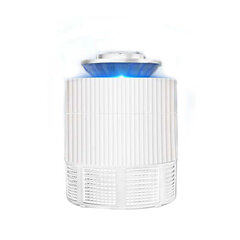 5W LED Mosquito Killer Lamp USB Insect Killer Lamp Bulb Non-Radiative  Pest Mosquito Trap Light For Camping