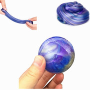 Galaxy Crystal Ball Slime Creative Modeling Children Intelligent Magic Shiny Toys