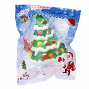 Christmas Tree Squishy Soft Slow Rising With Packaging Collection Gift Toy