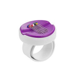 Clip de mode Fournitures 5 couleurs Boîte magnétique ronde Artisanat bricolage et accessoires de couture