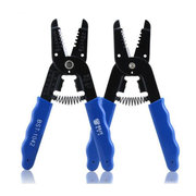 BEST BST-1042 Portable Wire Stripper Plier Crimper Cable Stripping Crimping Cutter Hand Tool