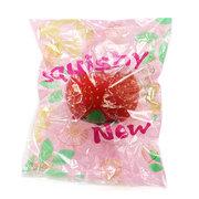 Lovely Strawberry Squishy Soft Slow Rising con confezione regalo Decorazione