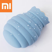 Xiaomi 313/620ml Hot Water Bag Microwave Heating Silicone Bottle Winter Heater With Knitted Cover