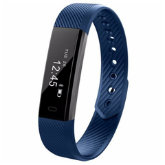 ID115HR Heart Rate Monitor Smart Bracelet Fitness Tracker Step Counter Smartwatches for Android IOS