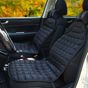 12V 30W Polyester Car Front Seat Heated Cushion Seat Warmer Winter Household Cover Electric Mat