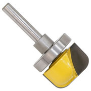 1/4 Inch Shank Top Bearing Flush Router Bit Milling Cutter Round Bottom Woodworking Tool
