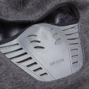 Hommes Femmes Hiver Cou Masque Visage Polaire thermique CS Chapeau Casques Ski Hood Casque