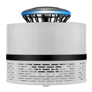 7W USB Electric Fly Zapper Mosquito Insect Killer LED Light Trap Lamp Pest Control