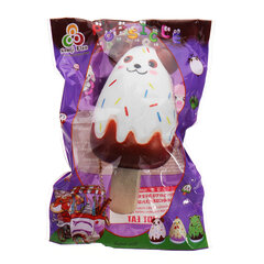 Sanqi Elan Bear Popsicle Ice-lolly Squishy Slow Rising Soft Toy With Packaging