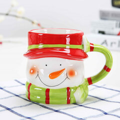 Creative Christmas Gift Ceramic Tea Mugs Water Container Cups And Mugs Top Grade Porcelain Coffee