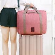 Große wasserdichte faltbare Reisetasche Portable Handtasche