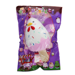 Chick Popsicle Ice-lolly Squishy Slow Rising Soft Toy With Packaging