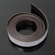 Nastro magnetico autoadesivo magneto a striscia magnetica da 1 m. Forte magnete 10x1,5 mm