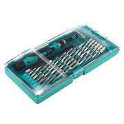 58 In 1 Multifunction Precision Screwdriver Kit Magnetic with 54 Bits for Phone Watch Sun Glassess
