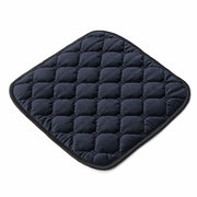Electric Car Seat Heated Cushion Heater Pad Cover Down Feature Cotton with Switch 12V 24W