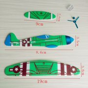 10Pcs Flying Glider Planes Gift Birthday Christmas Party Bag Filler Beach Toys