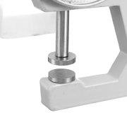 0-20mm Metal Couro Artesanato Toll Espessura Medidor de Medida Tester Dial